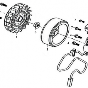 E07-Stator/rotor