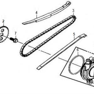 E03-Bregasta osovina/lanac/klizači