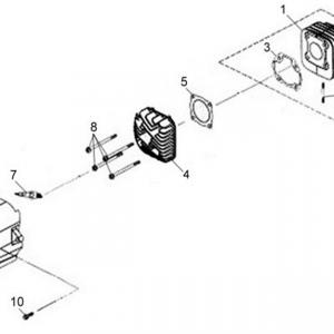 E01-Cilindar/glava cilindra