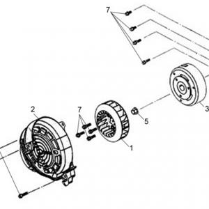 E03-Stator/rotor